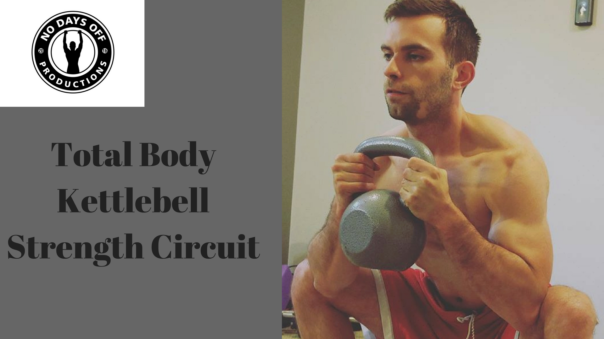 Totalbody Kettlebell HIIT- Build lean muscle