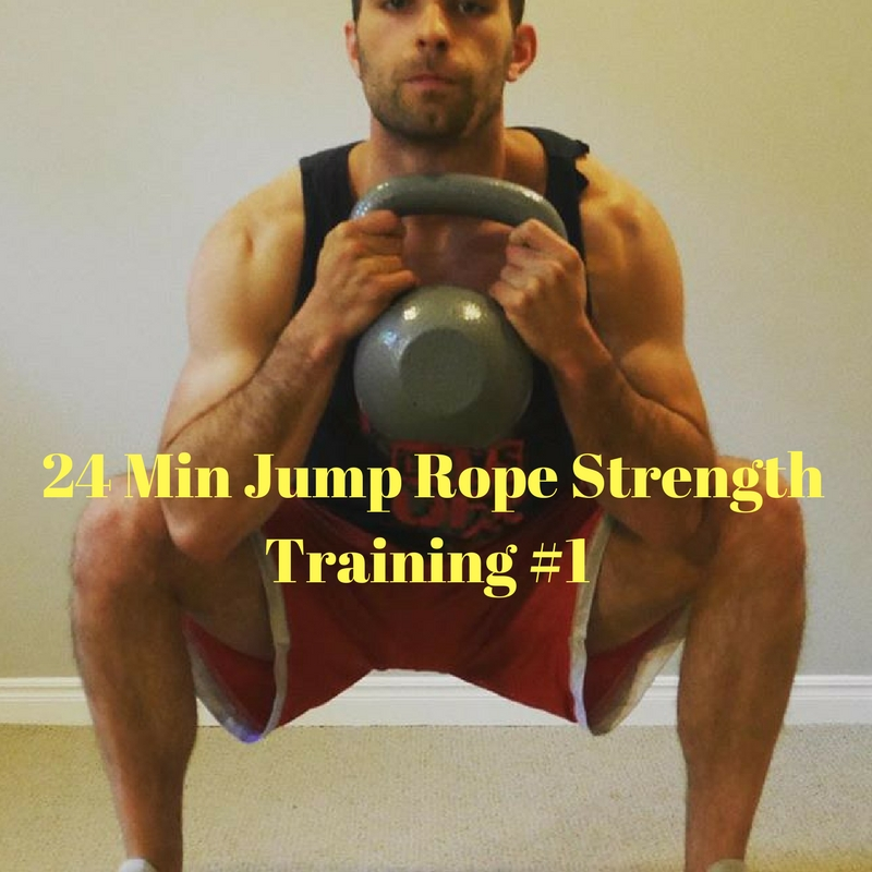 Advanced Jump Rope Strength Training #1