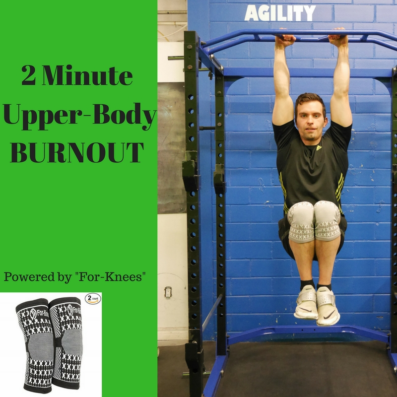 2 Minute Upper-body Burnout
